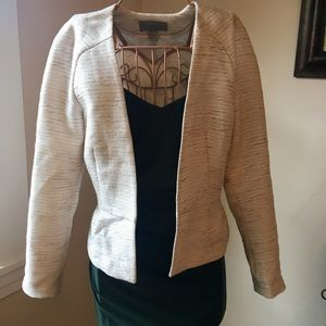 H&M Chic Open Front Jacket